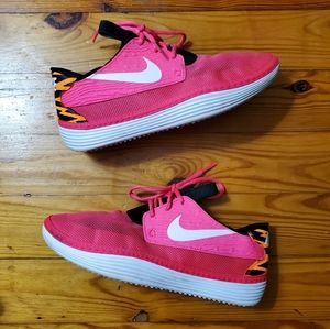 Like New Rare Nike Solarsoft Moccasin Sneakers